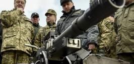 порошенко и турчинов у пулемета