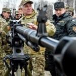 порошенко и вооружения