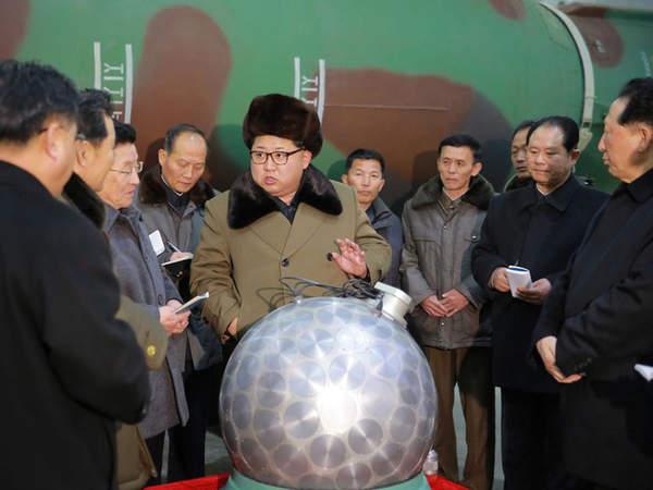 Ким с бомбой