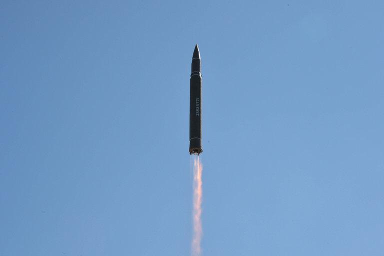 корейская ракета Хванчонг 14