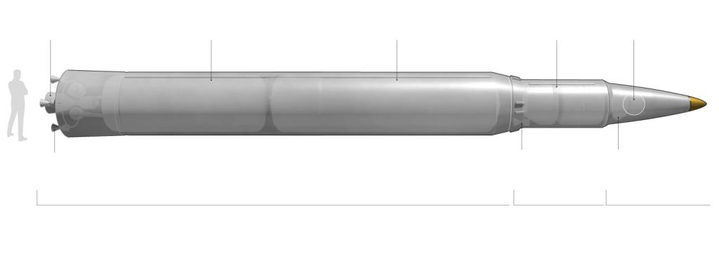 корейская ракета