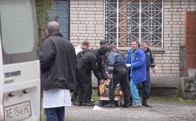 взрыв в никопольском суде-2