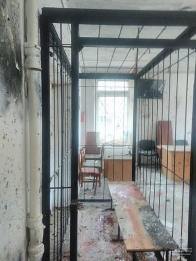 никопольский суд после взрыва