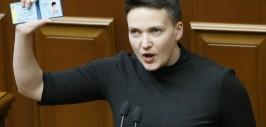 савченко выступает перед арестом - 3