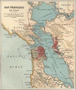 фриско 1909
