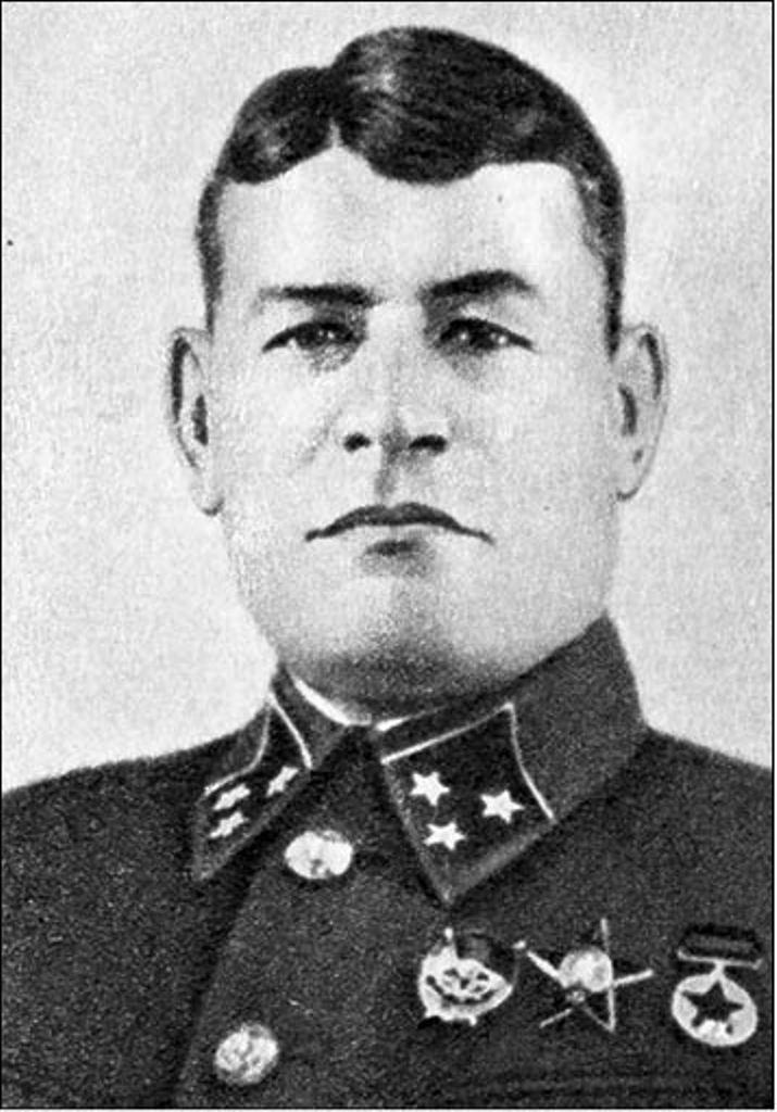 генерал костенко