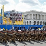 Ukraine marks Independence Day