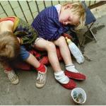 украинские дети - 1