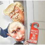 трамп и путин1