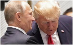 трамп и путин2