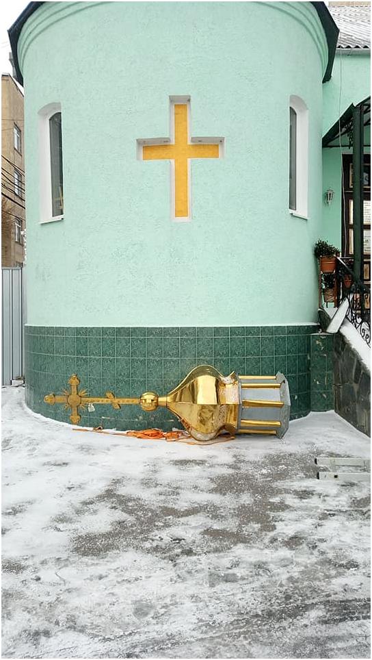 московский крест