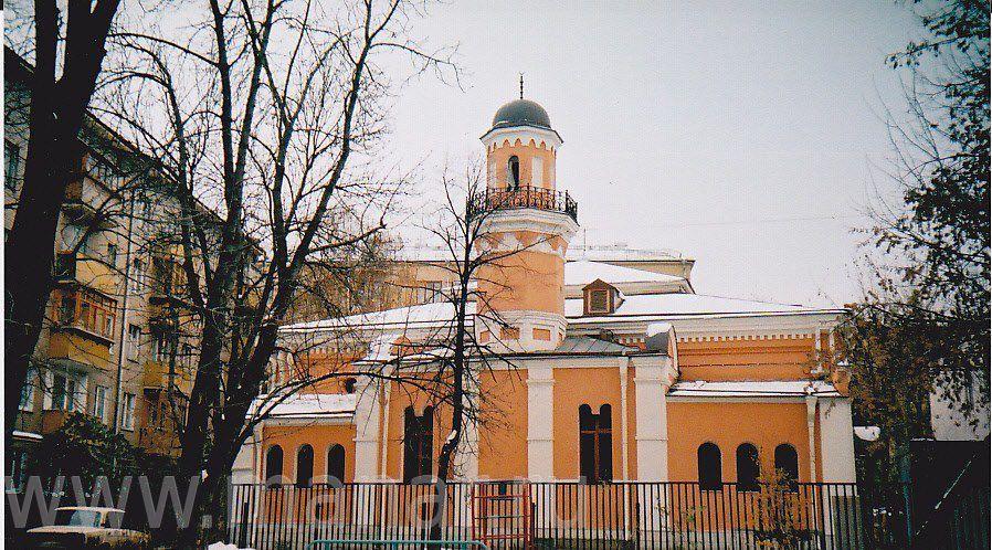 мечеть на большой татарской