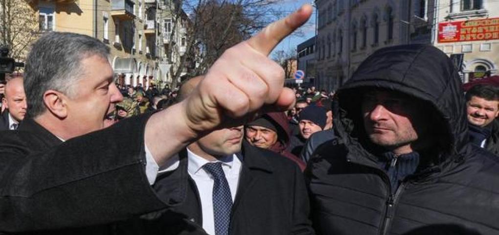 порошенко в чернигове