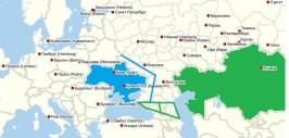 карта украинской экспансии