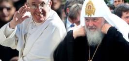 франциск и кирилл