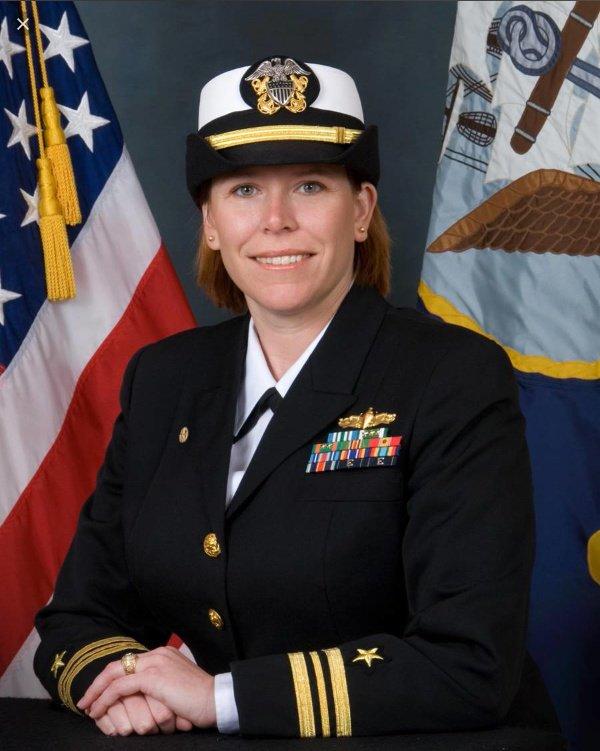 командир эсминца