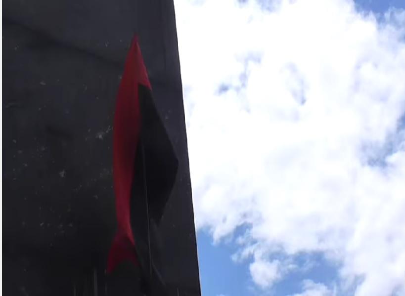 Бандеровский флаг