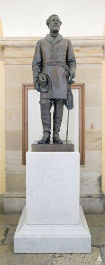 статуя Ли в Конгрессе