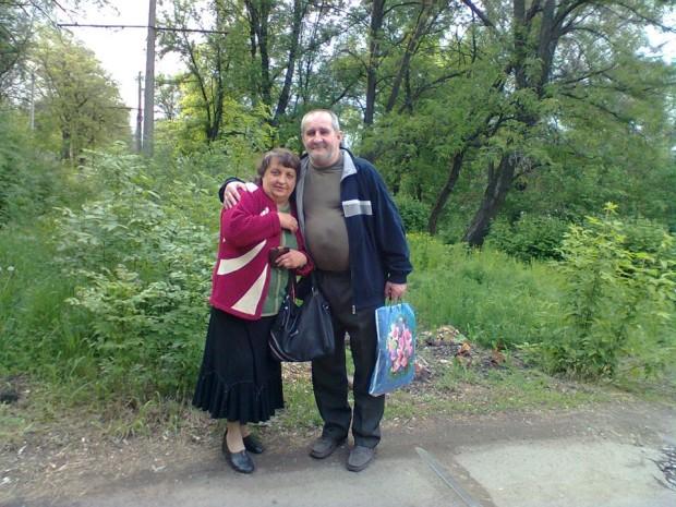 ткач с женой