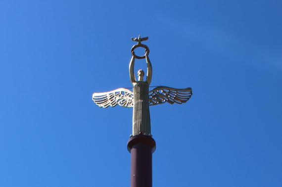 тепловская высота ангел мира