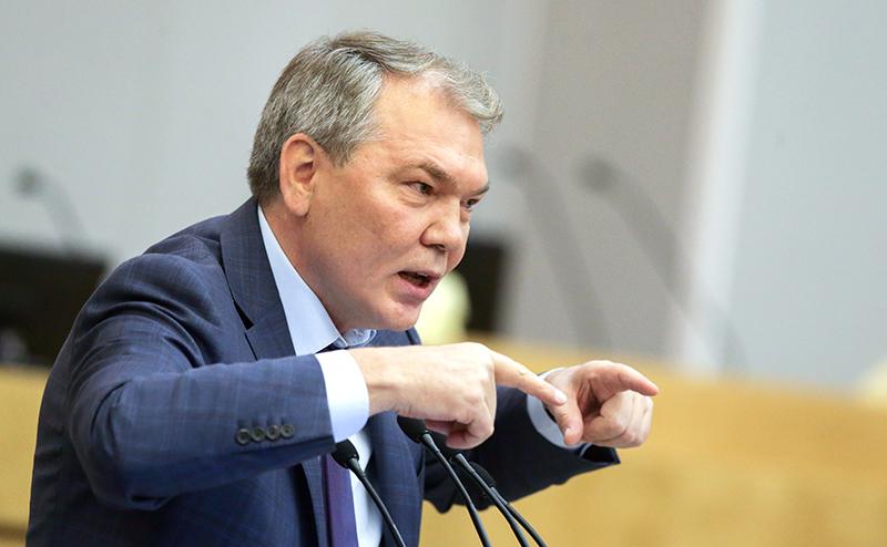 Пленарное заседание Госдумы РФ 27 сентября 2017 года