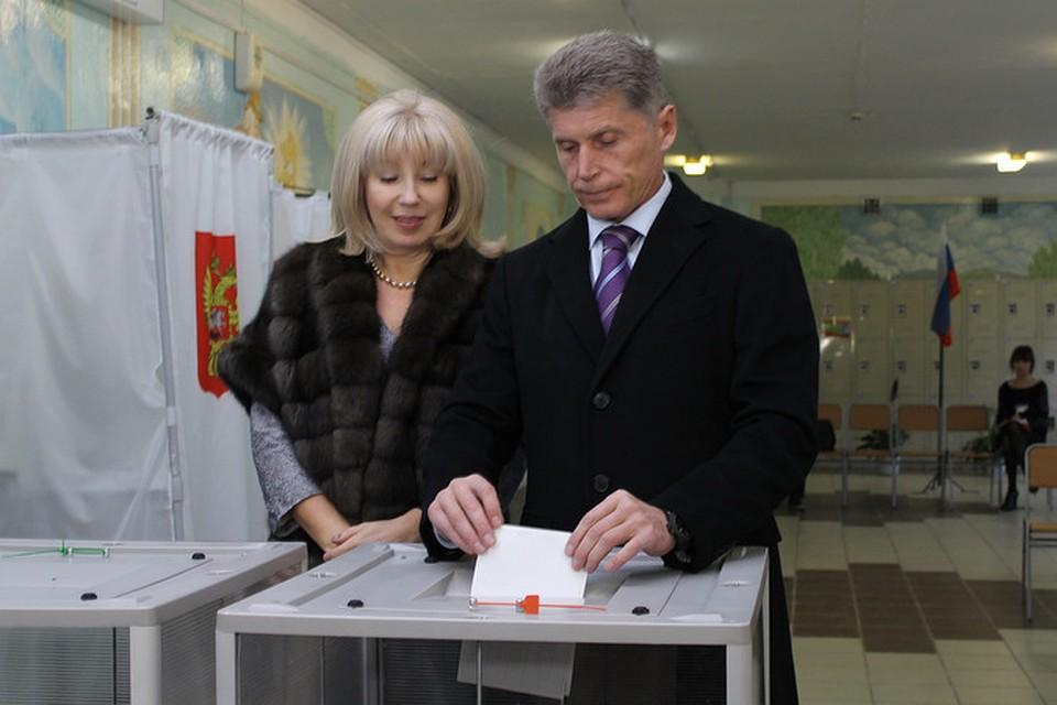 кожемяко голосует
