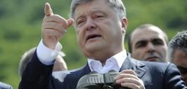 порошенко указал путь украины к светлому будущему