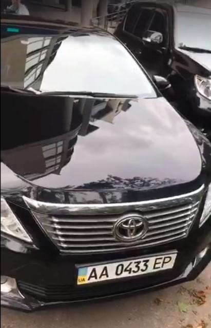 автомобиль петренко