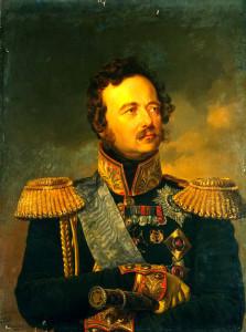 Фельдмаршал Паскевич