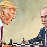 путин трамп шахматы-2