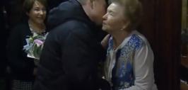 Путин у Ельциных