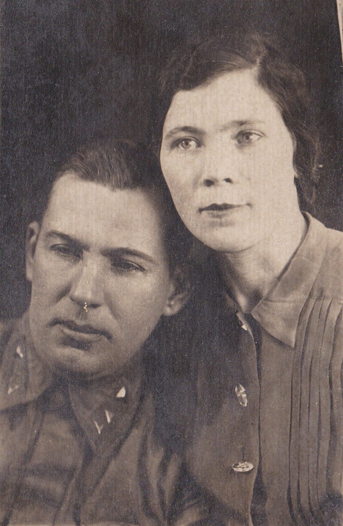 дед и бабушка 41 год