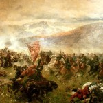 елизаветпольское сражение - рубо