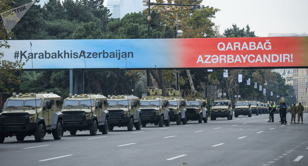Подготовка к параду победы в Азербайджане - 1