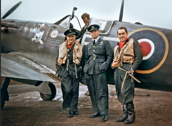 польские летчики
