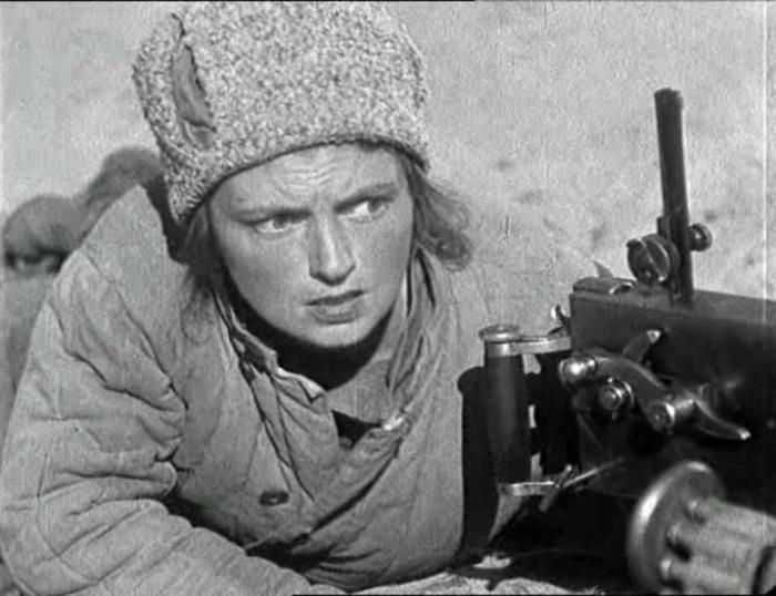 анка пулеметчица-1