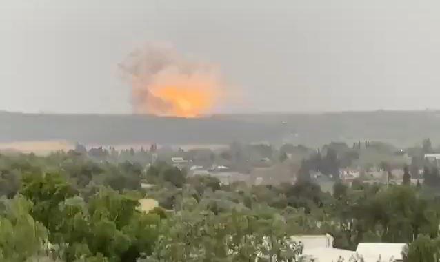 взрыв в израиле