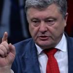порошенко рассказывает